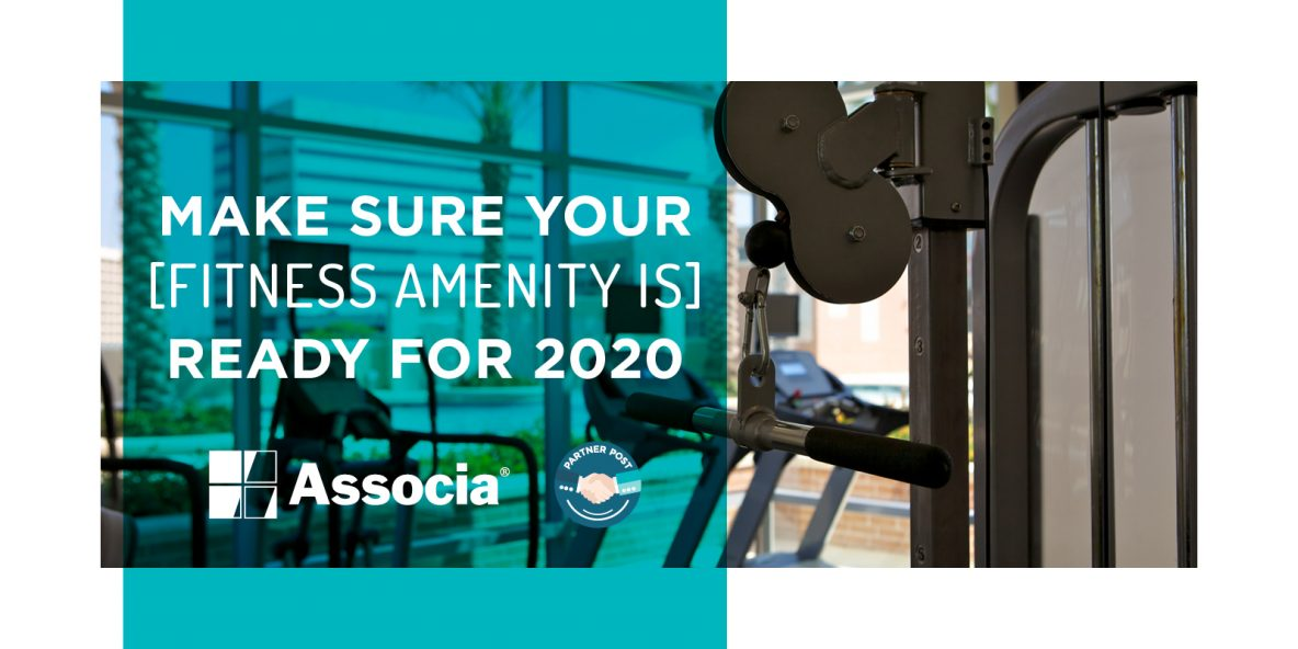Make Sure your Fitness Amenity is Ready for 2020