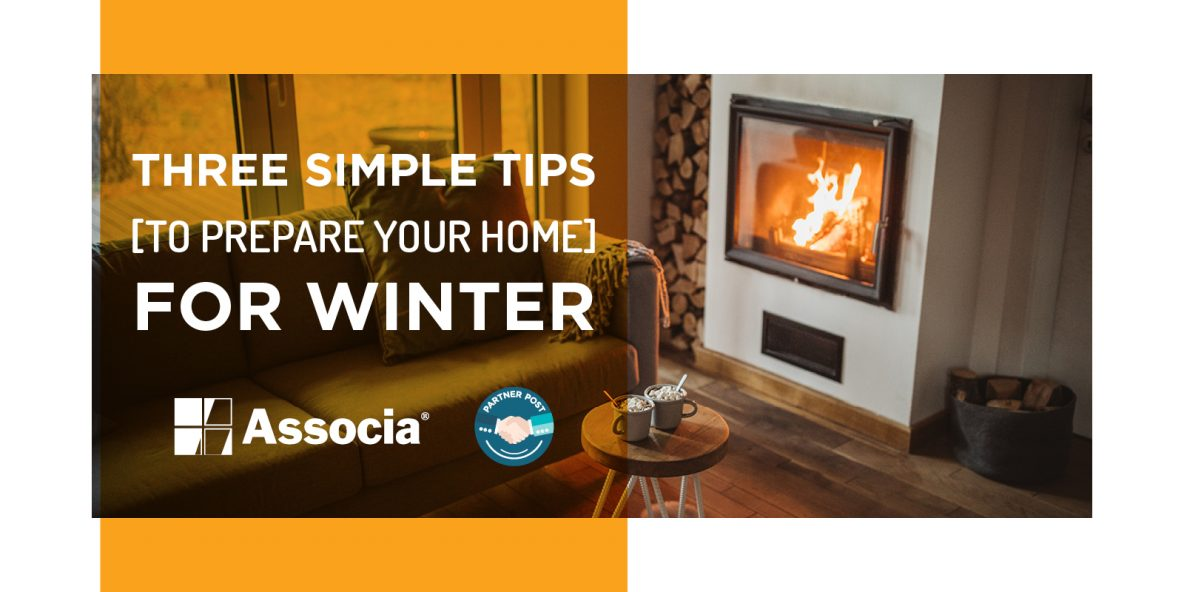 Three Simple Tips to Prepare your Home for Winter, Associa